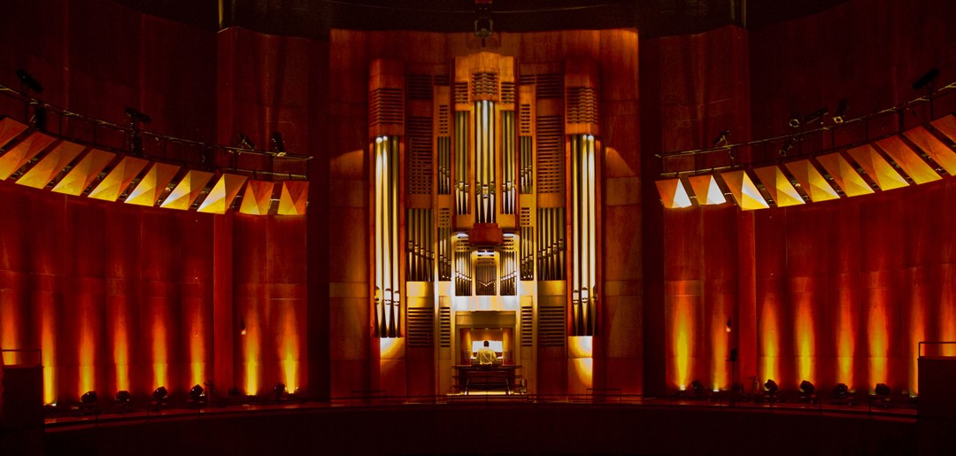 MONTCALM PALACE CELEBRATES ITS ORGAN